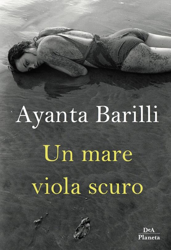 UN MARE VIOLA SCURO Book Cover