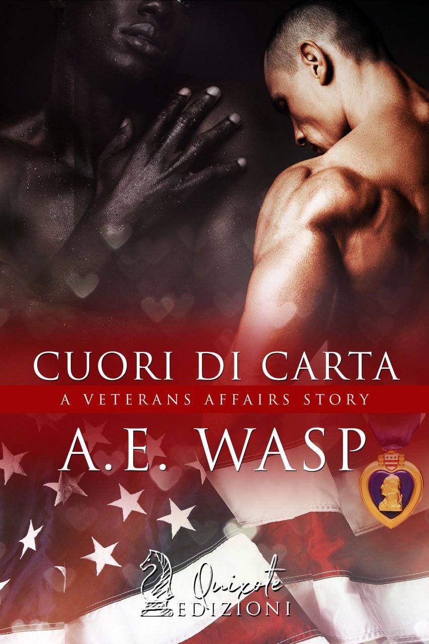 CUORI DI CARTA Book Cover