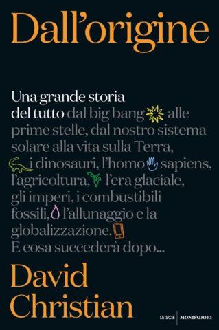 DALL'ORIGINE Book Cover
