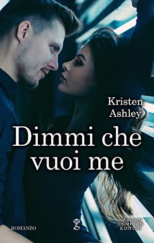 DIMMI CHE VUOI ME Book Cover