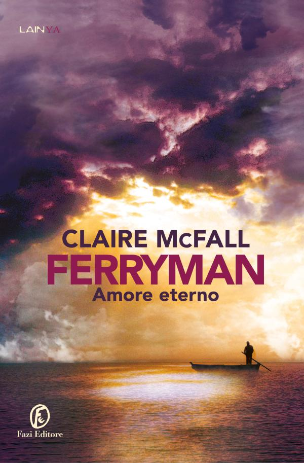 FERRYMAN Amore Eterno Book Cover
