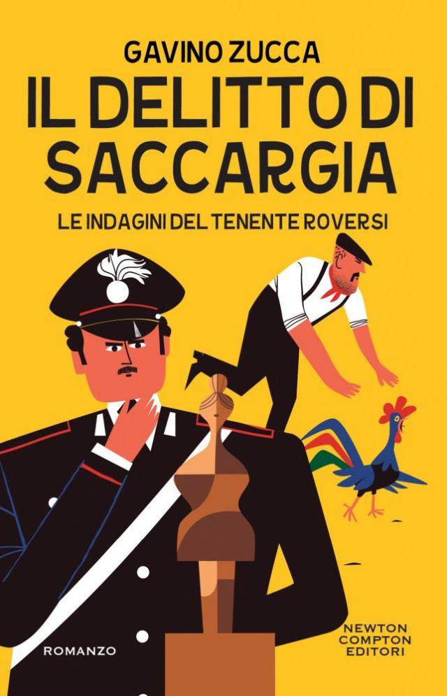 IL DELITTO DI SACCARGIA Book Cover