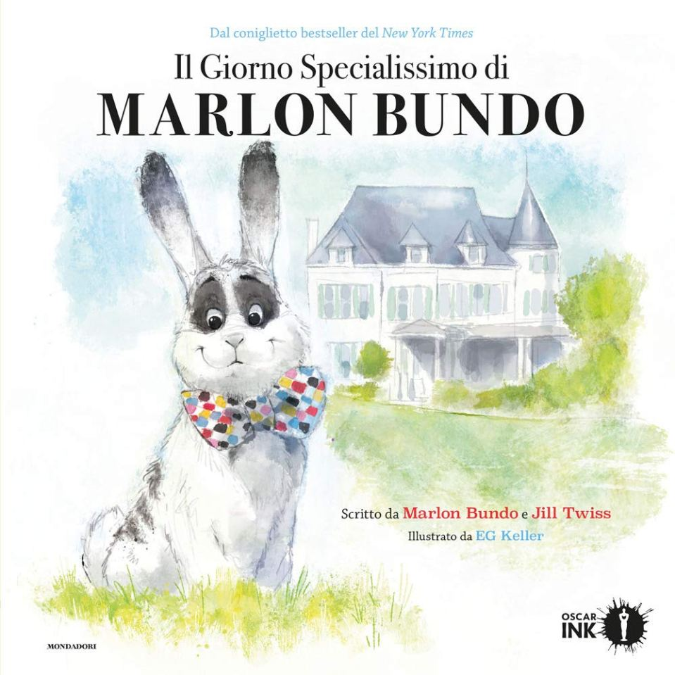 IL GIORNO SPECIALISSIMO DI MARLON BUNDO Book Cover