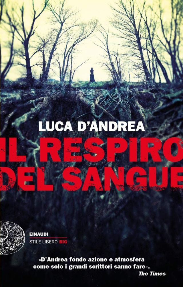 IL RESPIRO DEL SANGUE Book Cover