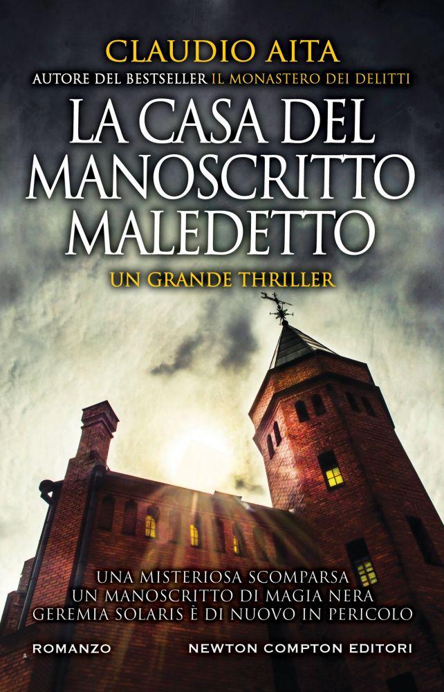 LA CASA DEL MANOSCRITTO MALEDETTO Book Cover