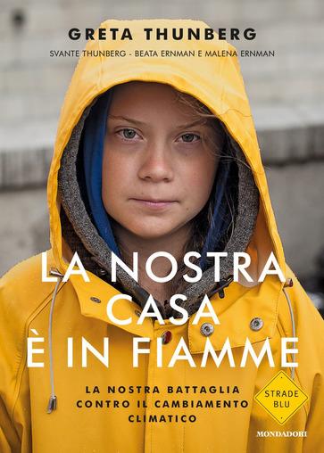 LA NOSTRA CASA E' IN FIAMME Book Cover