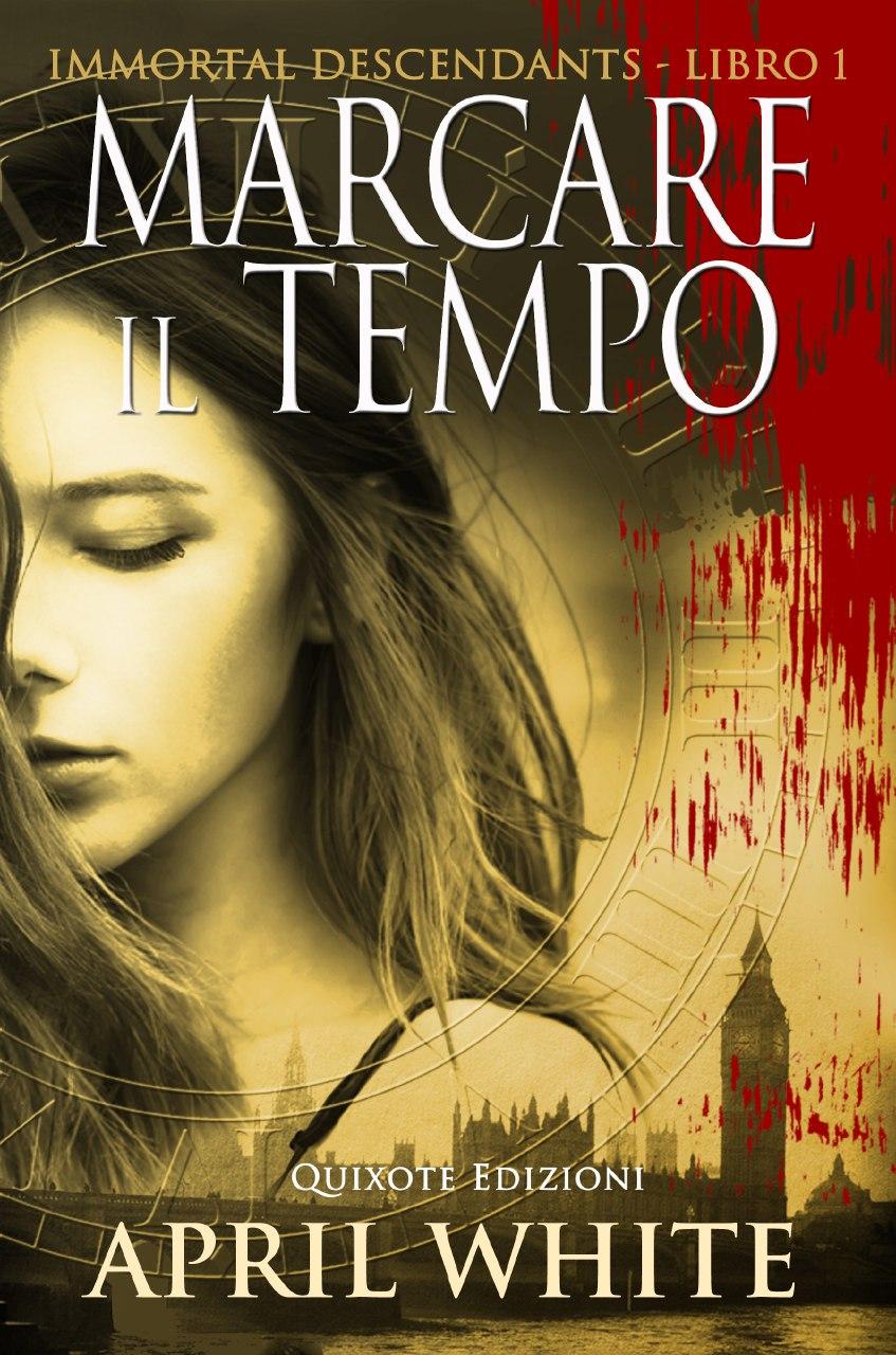 MARCARE IL TEMPO Book Cover