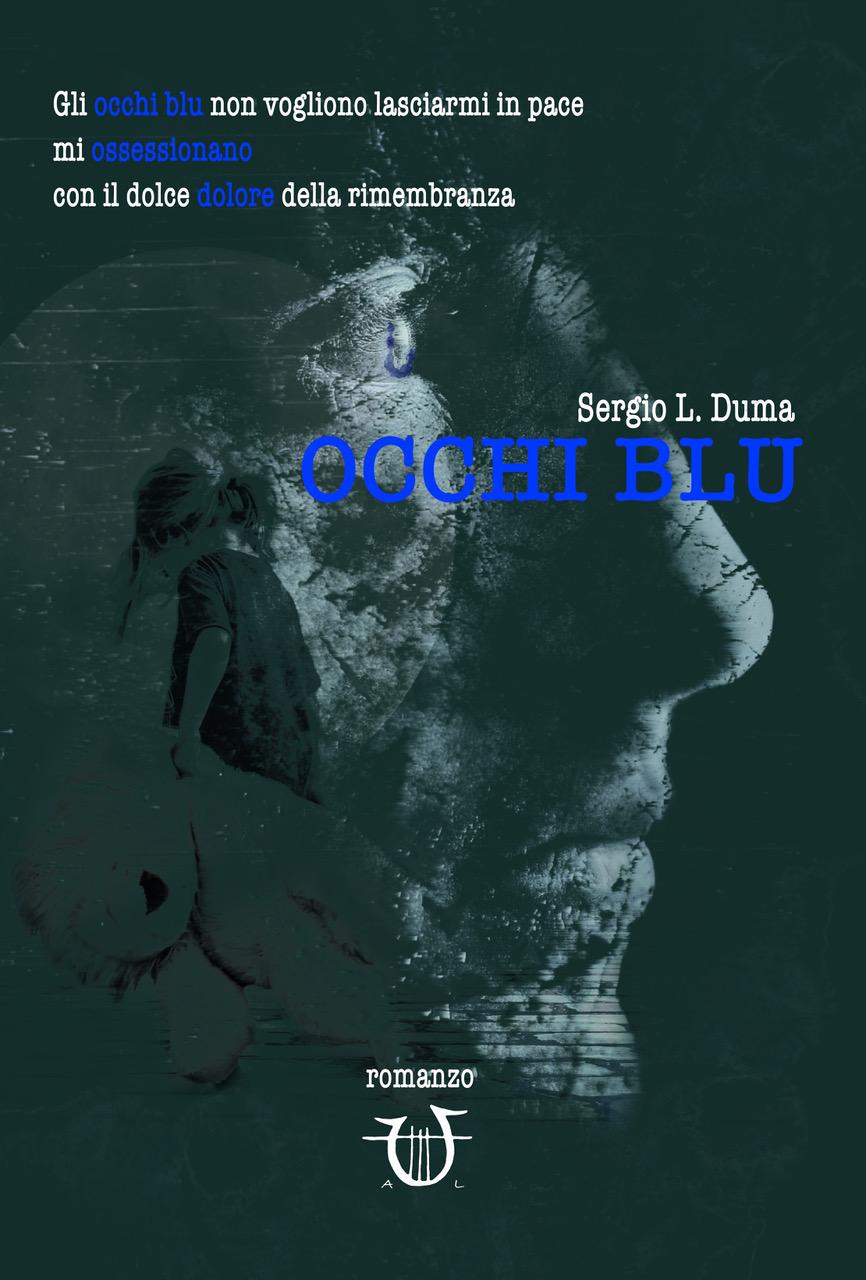 OCCHI BLU Book Cover