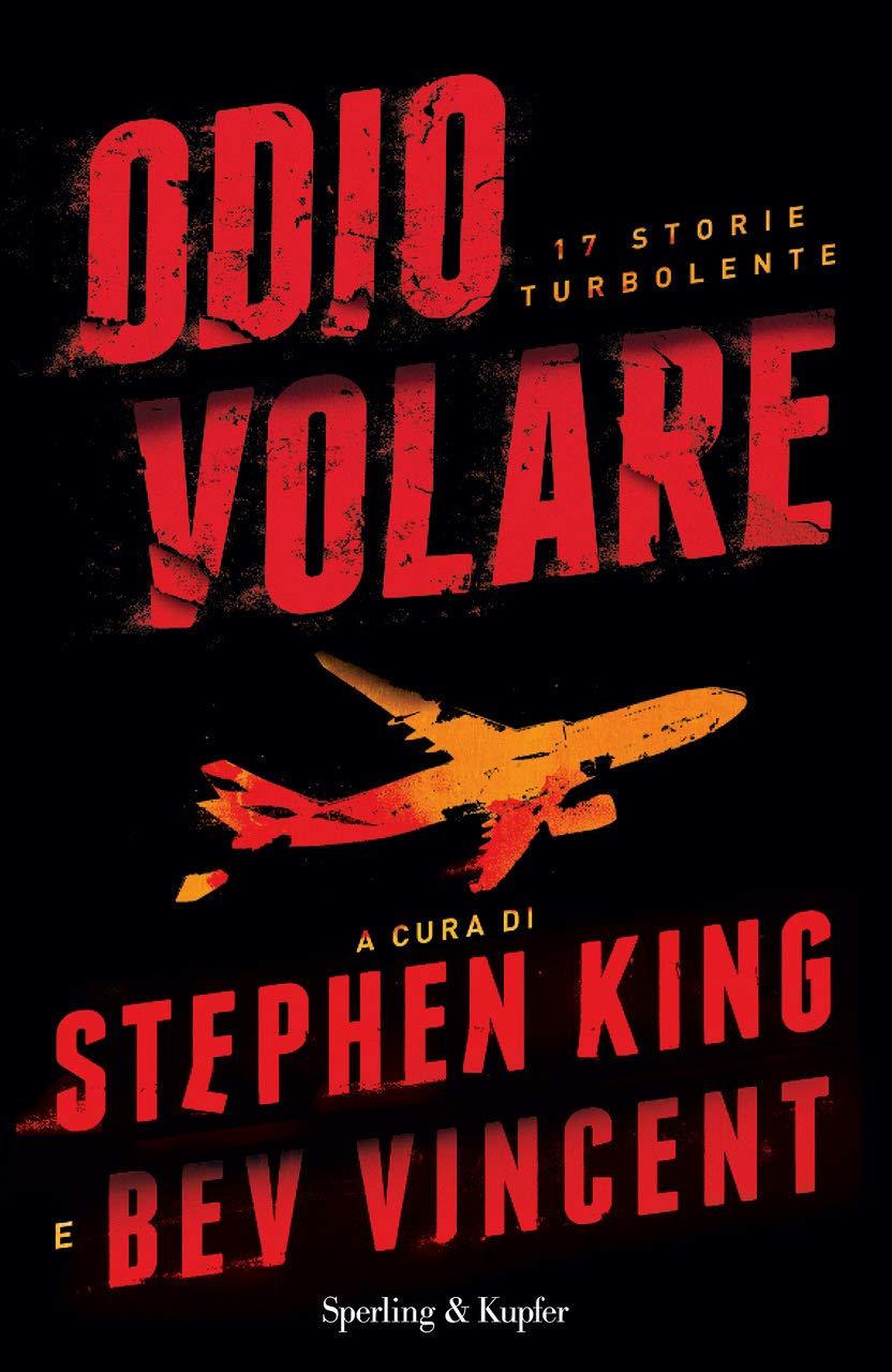 ODIO VOLARE Book Cover