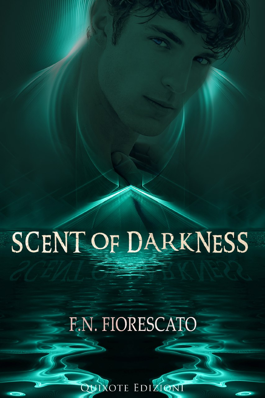 SCENT OF DARKNESS Book Cover