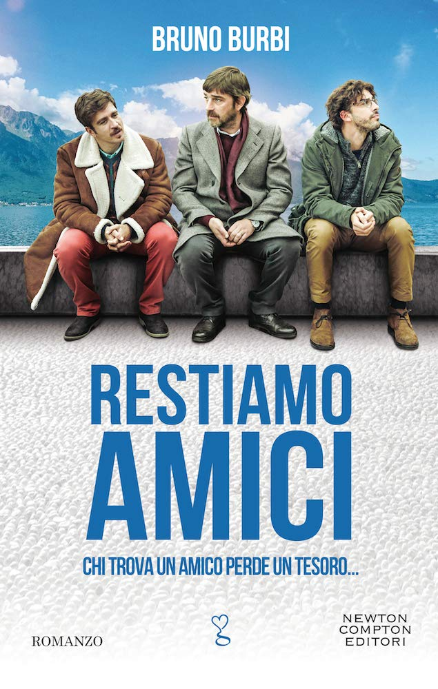 RESTIAMO AMICI Book Cover