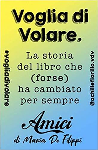 VOGLIA DI VOLARE Book Cover