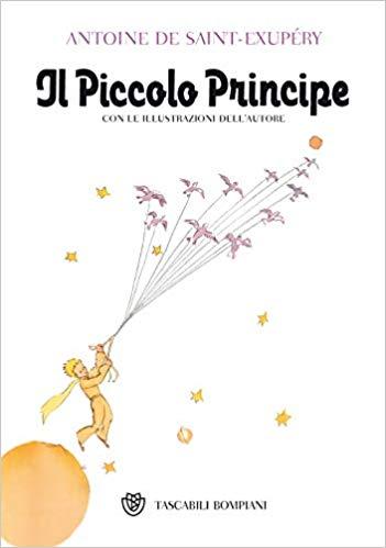 Il piccolo principe Book Cover