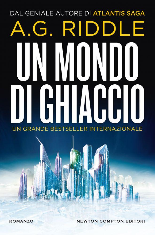 Un mondo di ghiaccio Book Cover