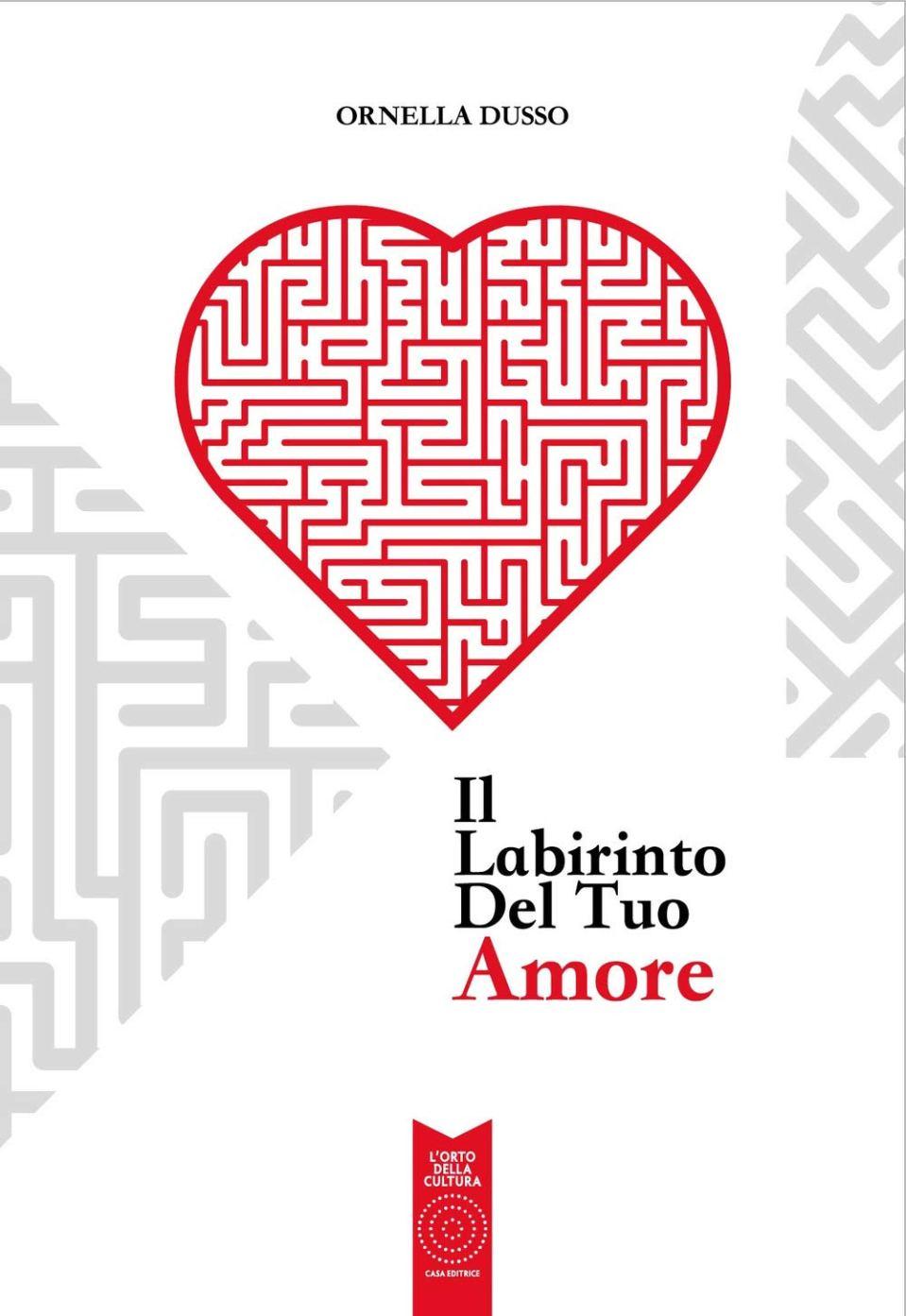 Il labirinto del tuo amore Book Cover