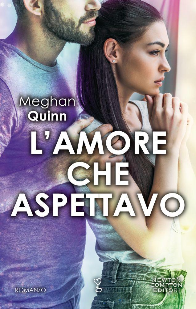 L'amore che aspettavo Book Cover