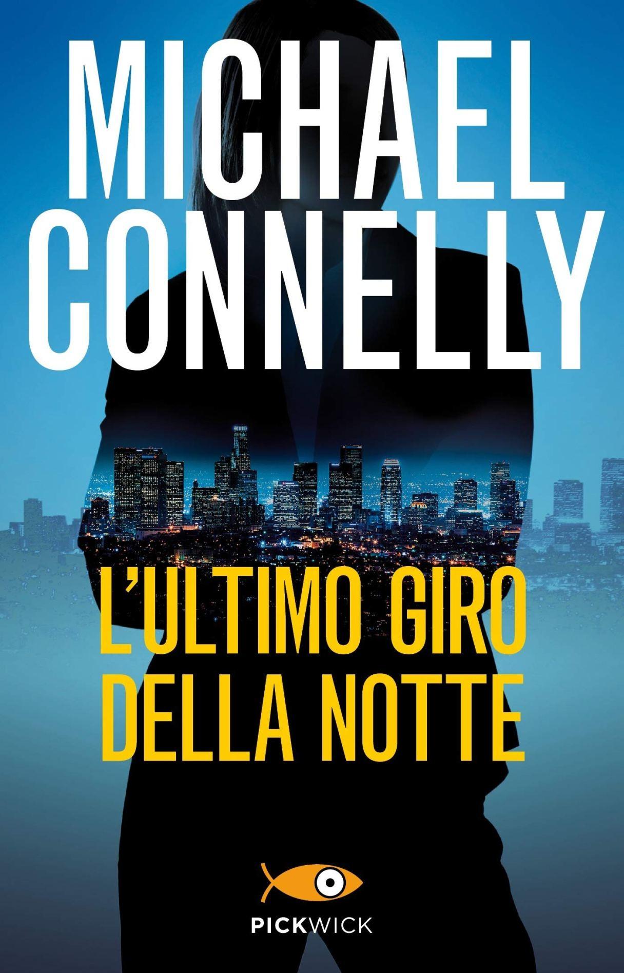 L'ULTIMO GIRO DELLA NOTTE Book Cover