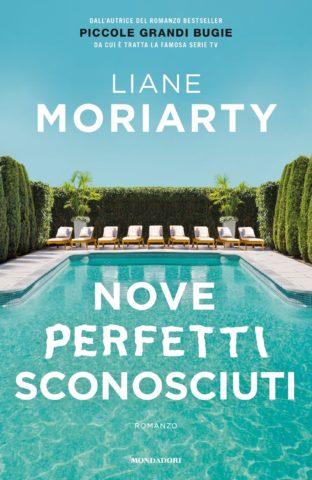 NOVE PERFETTI SCONOSCIUTI Book Cover