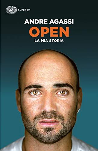 Open: la mia storia Book Cover