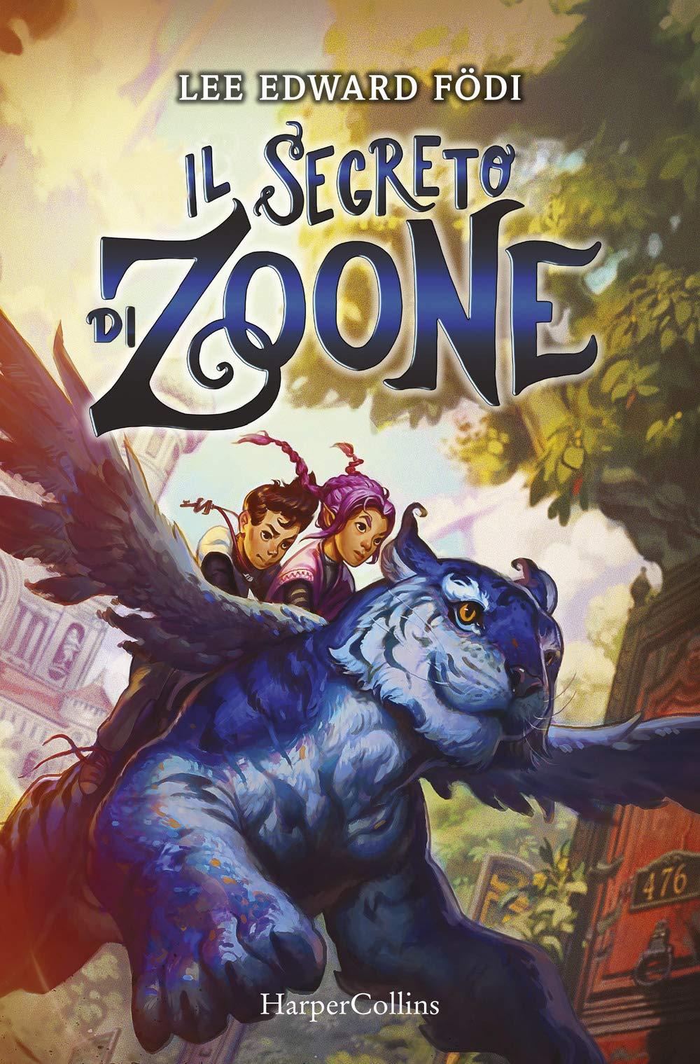 Il segreto di Zoone Book Cover