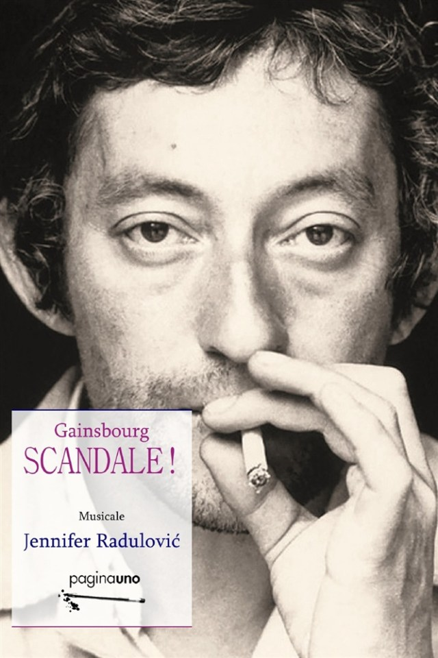 Gainsbourg. Scandale! Book Cover