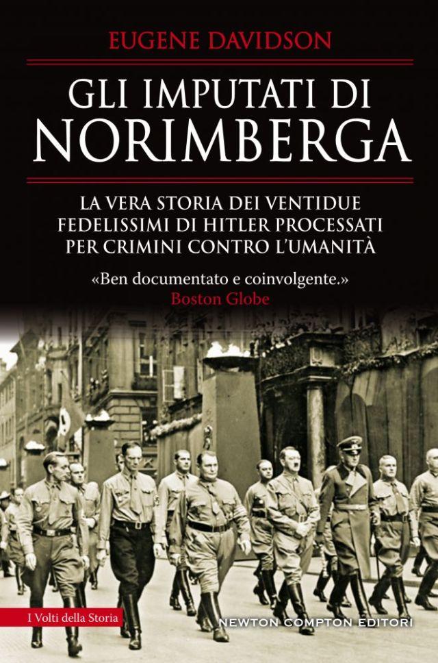Gli imputati di Norimberga Book Cover