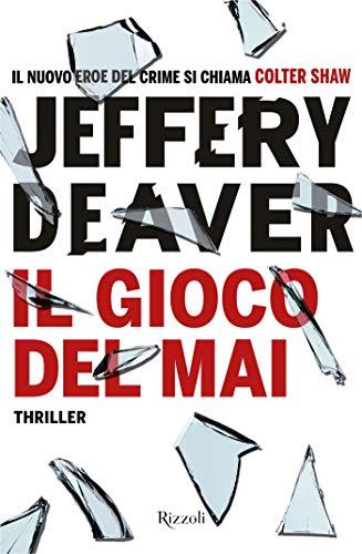 Il gioco del mai Book Cover