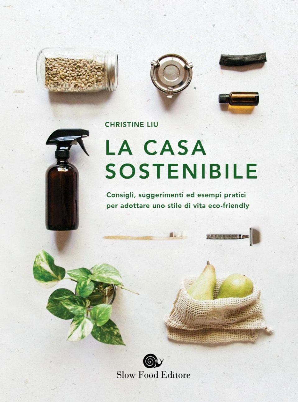 La casa sostenibile Book Cover
