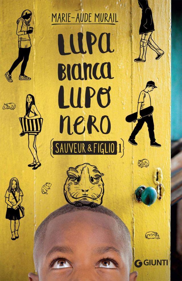 Lupa bianca Lupo nero Book Cover