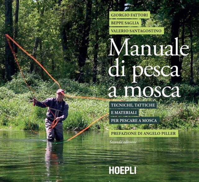 Manuale tattico per la pesca a mosca Book Cover