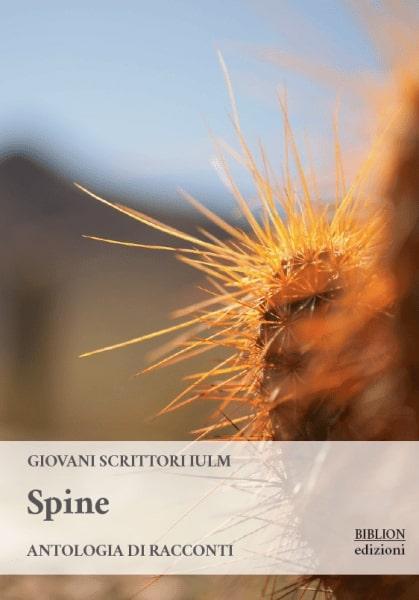 Spine. Antologia di racconti Book Cover