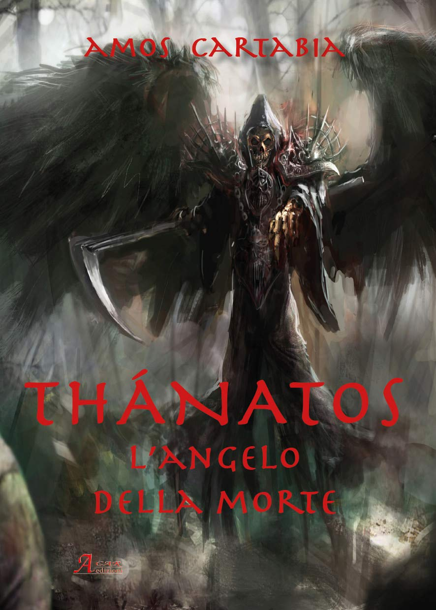 Thanatos. L'angelo della morte Book Cover