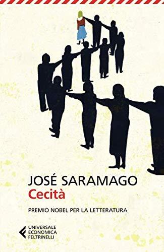 Cecità Book Cover
