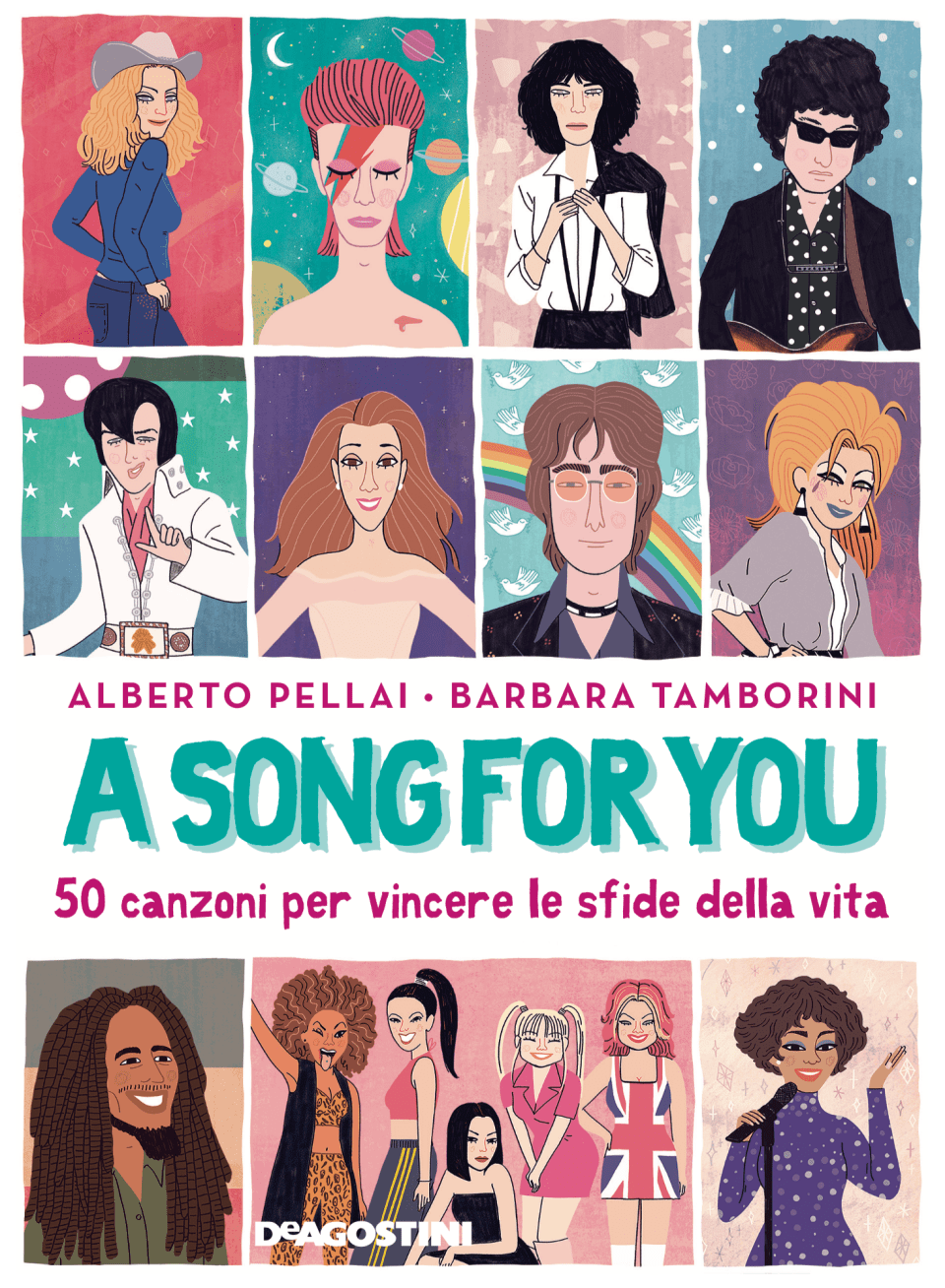 A song for you Book Cover