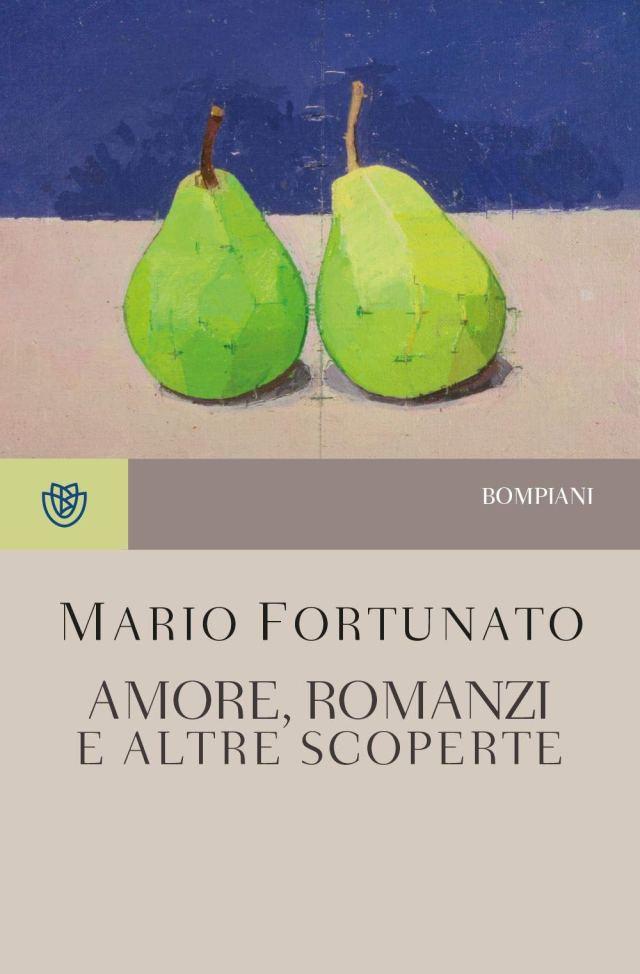 Amore, romanzi e altre scoperte Book Cover