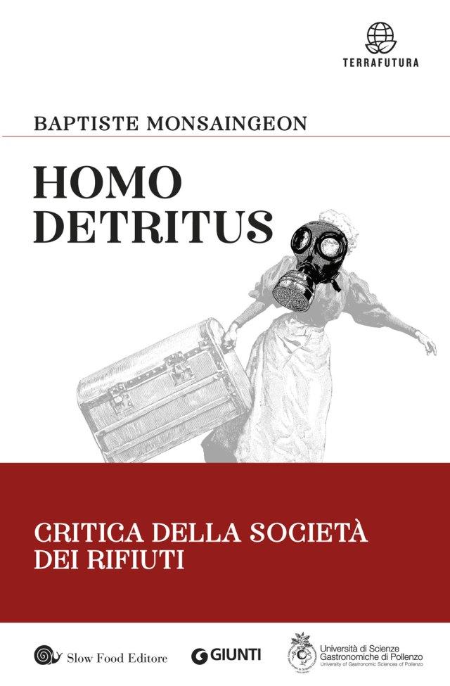 Homo Detritus Book Cover