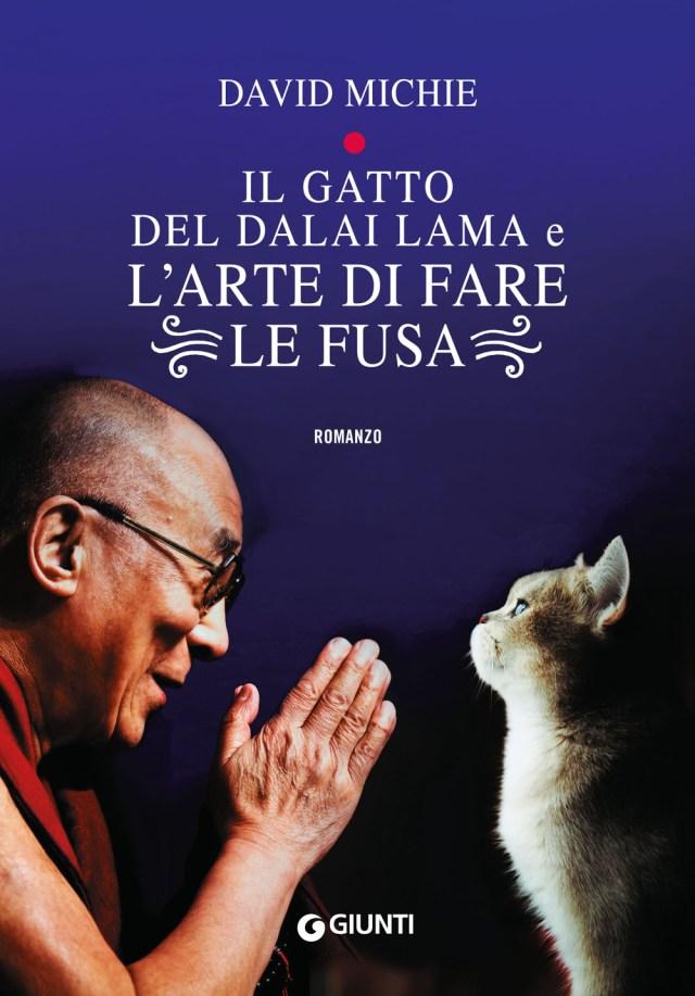 Il gatto del Dalai Lama e l'arte di fare le fusa Book Cover