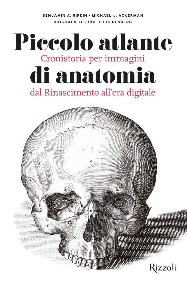 Piccolo Atlante di Anatomia Book Cover