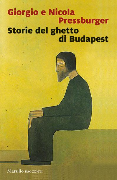 Storia del ghetto di Budapest Book Cover