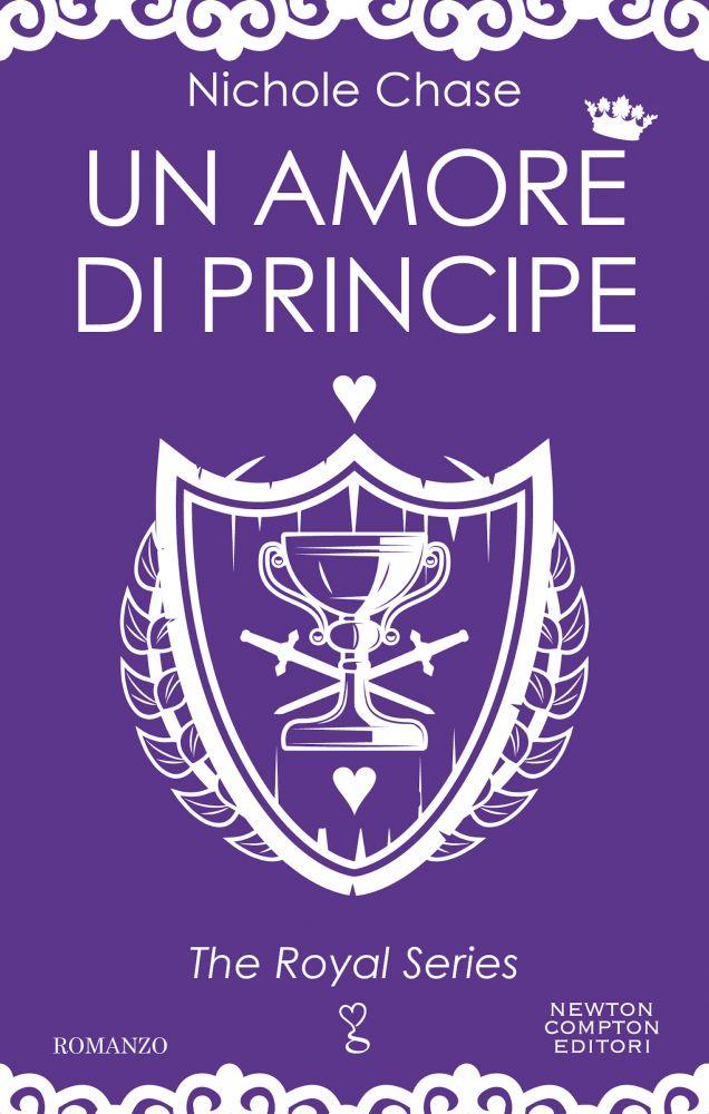Un amore di principe Book Cover