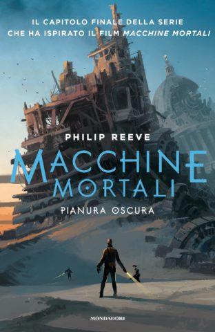 Macchine mortali – Pianura oscura Book Cover