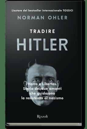 Tradire Hitler Book Cover