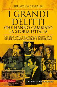 I grandi delitti che hanno cambiato la storia d'Italia Book Cover