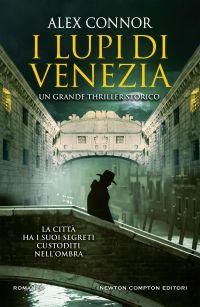 I lupi di Venezia Book Cover
