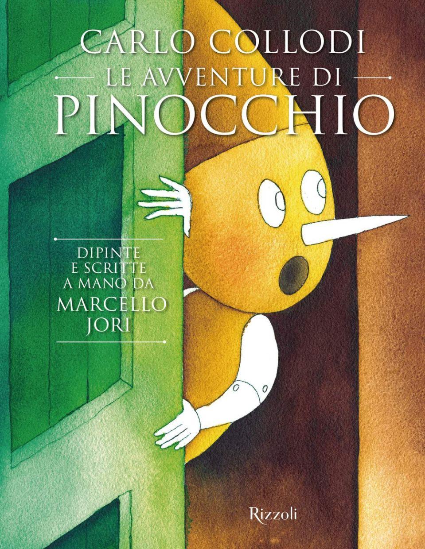 Carlo Collodi - Le avventure di Pinocchio Book Cover