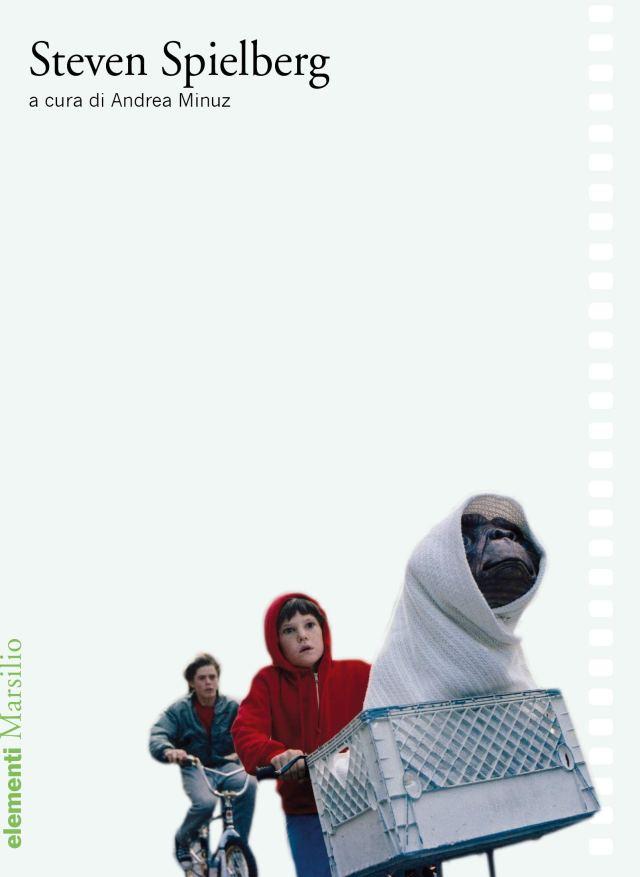 Steven Spielberg Book Cover