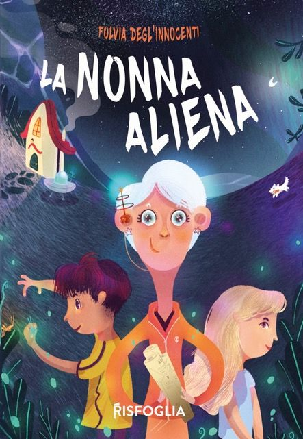 La nonna aliena Book Cover