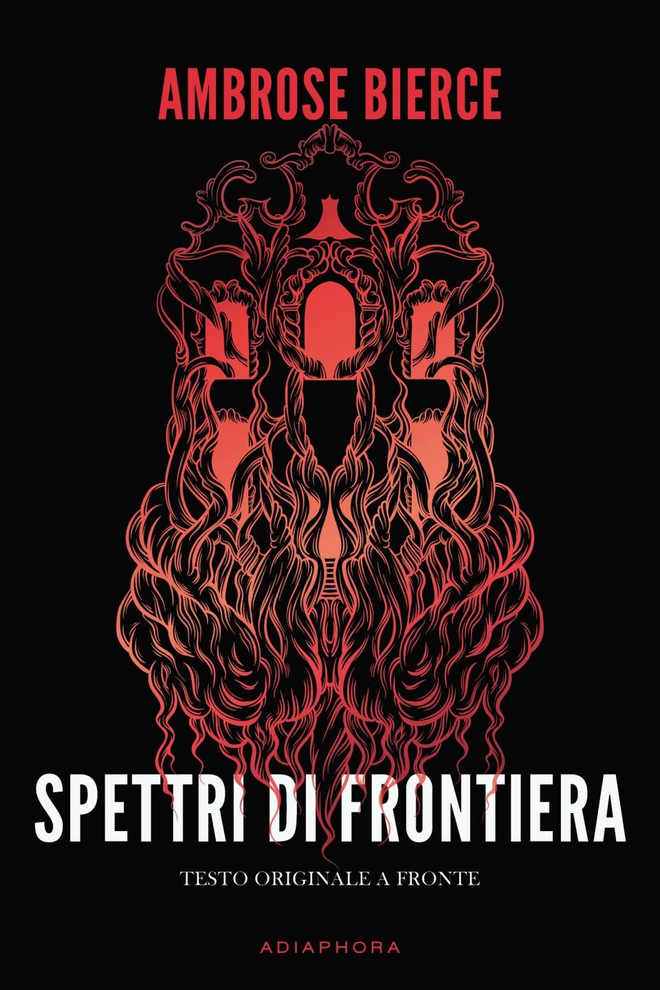 Spettri di frontiera Book Cover