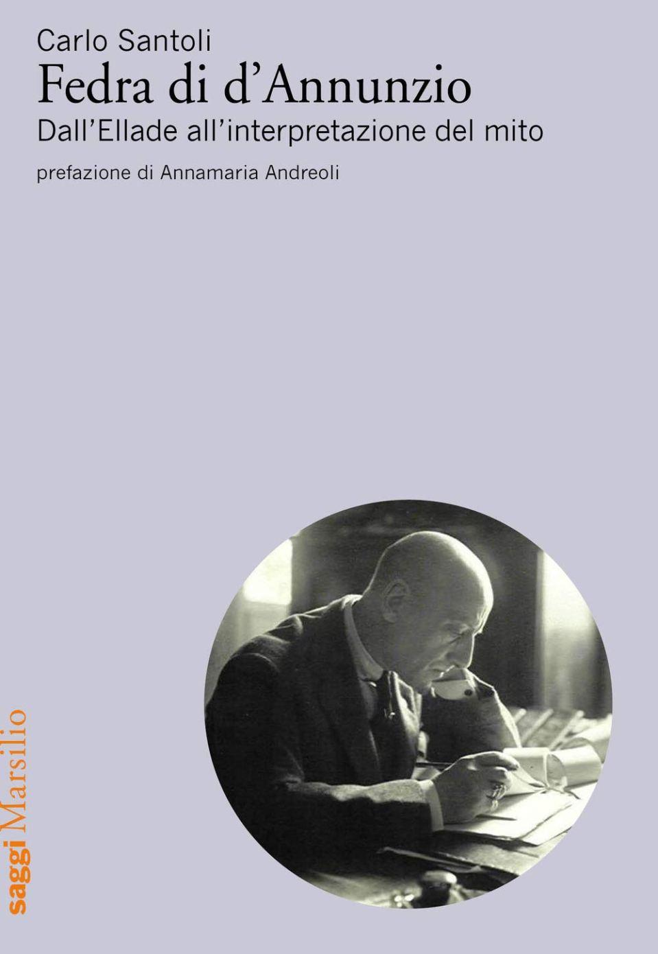 Fedra di d'Annunzio Book Cover