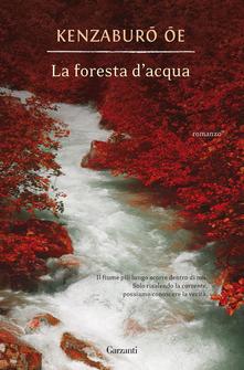 La foresta d'acqua Book Cover